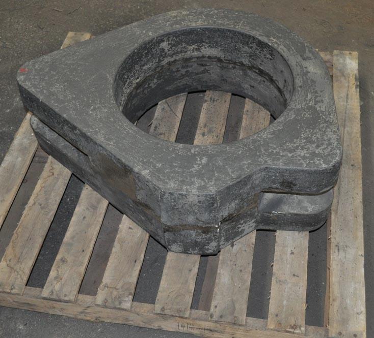 Ductile cast iron - Fonderie B  Marcoux